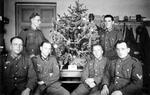 Weihnachten unter Soldaten