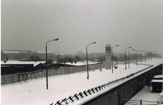 Grenzstreifen Berlin Neukölln