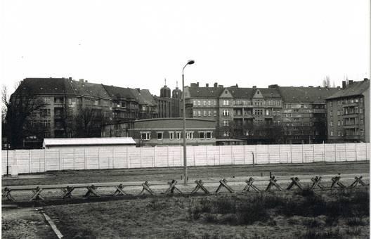 Berlin Mauer Neukölln