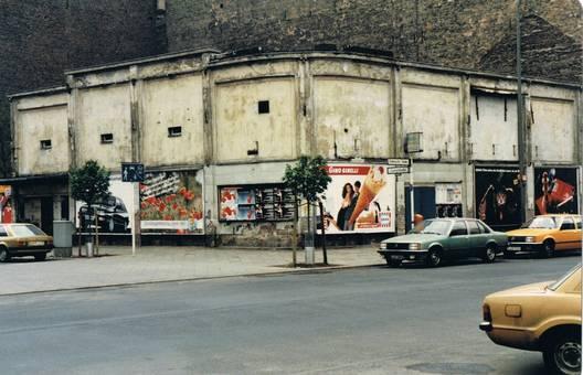 Altes Kino in Berlin