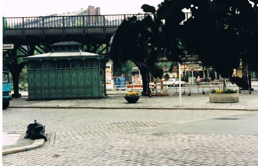 1985 | Pissoir | Berlin