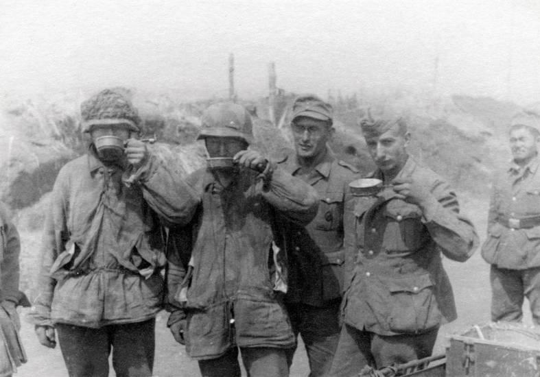 durst, Helm, hiwi, topf, trinken, Uniform, Wehrmacht, zweiter weltkrieg