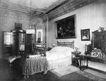 Schlafzimmer mit Gemälde