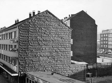 Fassadenabdeckung