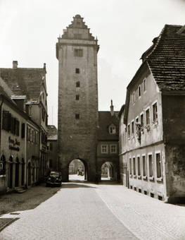 Oberes Tor in Volkach