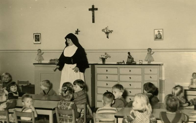 bottrop, Don-Bosco, Kindergarten, nonne, St.Paul