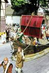Schiffwagen an Karneval