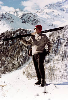Der Skier