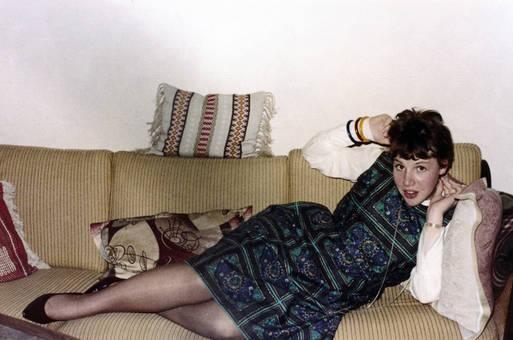 Lang auf der Couch