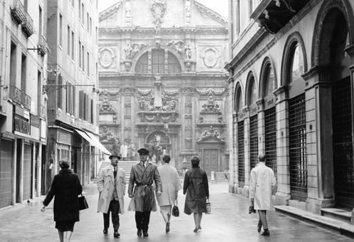 Venezianische Pfarrkirche