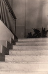 Treppe im Hotel