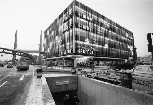 Ecke-Kaufhof