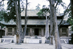 Tempel in Tianshui