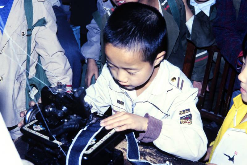 Jacke, Kamera, Kindheit, kleidung, mode, Tasche, Tianshui, tisch