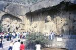 In den Longmen-Grotten