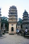 Pagoden am Shaolin-Kloster