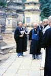 Am buddhistischen Kloster