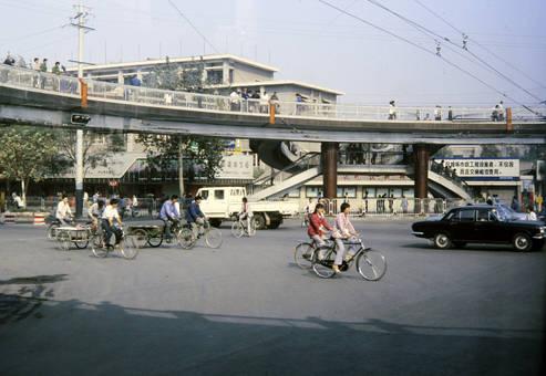 Platz in Xi'an