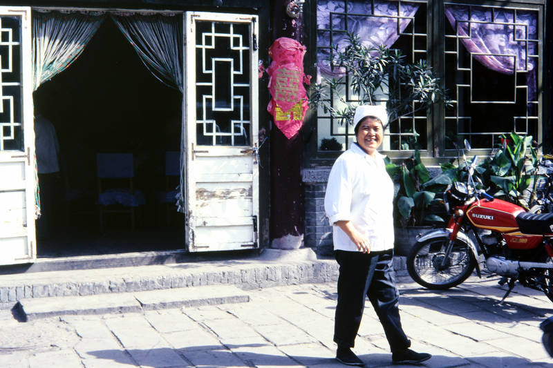 kleidung, Kochkleidung, Motorrad, suzuki, Taiyuan