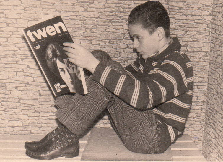 jugend, Kindheit, Lesen, twen, Zeitschrift