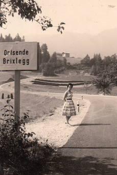 Ortsende Brixlegg