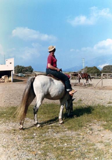 andalusien, costa del sol, hut, marbella, Pferd, reise, reiten, Reithof, sitzen, Spanien, südspanien, urlaub, Urlaubsreise