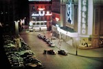 Kino in Madrid 1950er