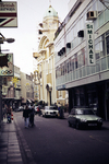 Straße in Gibraltar