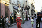 Figuren auf der Straße