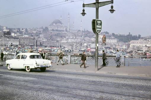 Brücke in Istanbul