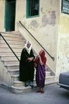 Am Fuße der Treppe