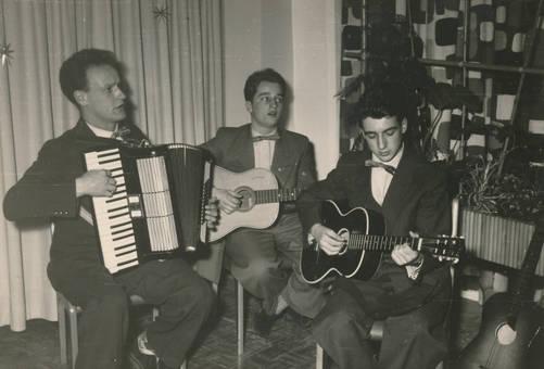 Musikalisches Trio