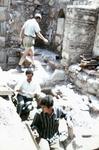In der Ruine