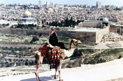 Ausblick auf Jerusalem