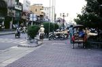 Straßenszene aus Bali