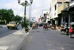 Straßen auf Bali