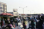 Marktstände in Mexiko