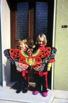 Schmetterlingsfigur