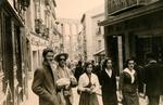 Spanische Einkaufsgasse