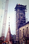Behelmung Christuskirche