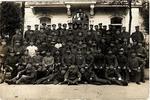Soldaten im Lazarett