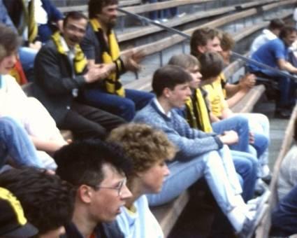 BVB vs. Fortuna Köln