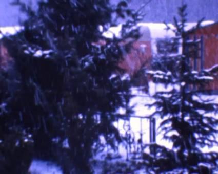 Schneecamping