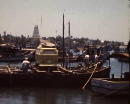 Bulli's Seereise