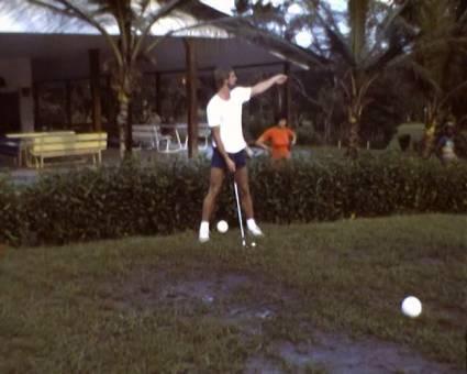 Sport in Liberia