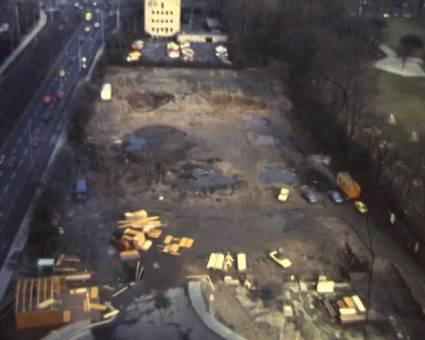 Zeitraffer: Fernmeldeturm Köln