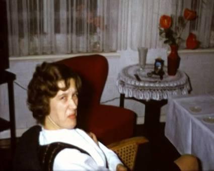 Geburtstag der Oma