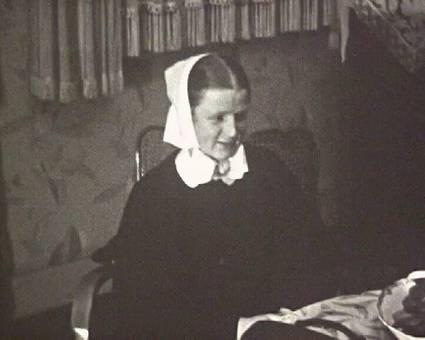 Wohnzimmer 1939