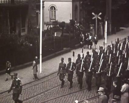 NS-Militärparade 1939