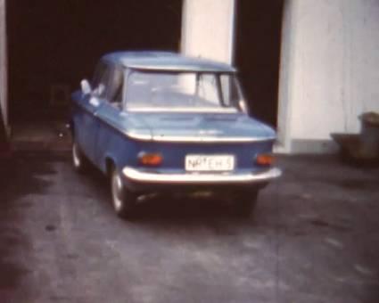 VW Käfer und Deux Chevaux